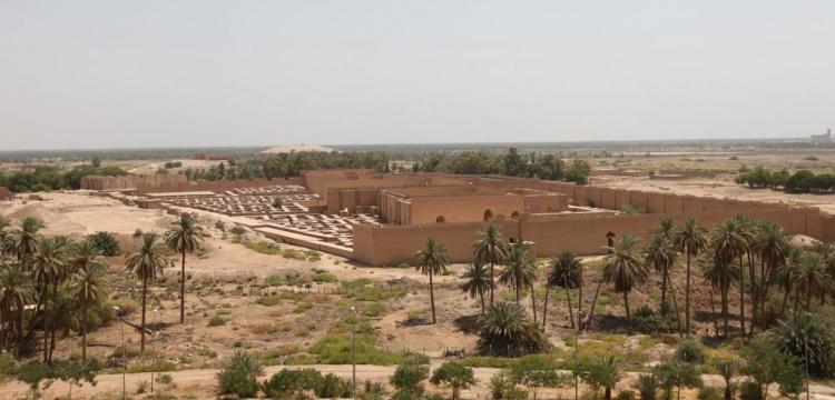 Irak'da Babil'in Dünya Miras Listesi'ne girmesi coşkuyla karşılandı
