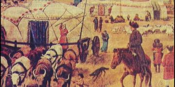 Ergenekon Destanının en eski kaydı