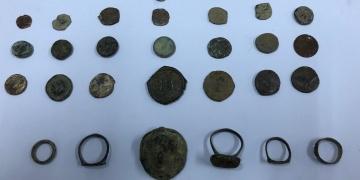 Burdurda yasadışı tarihi eser satan kişi yakalandı