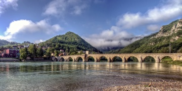 Mimar Sinan Eseri Drina Köprüsü