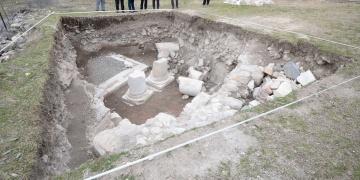 Karabükte Erken Dönem Kiliselerinden biri bulundu