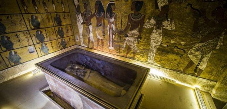 Firavun Tutankamon'un mezarında gizli oda bulunamadı