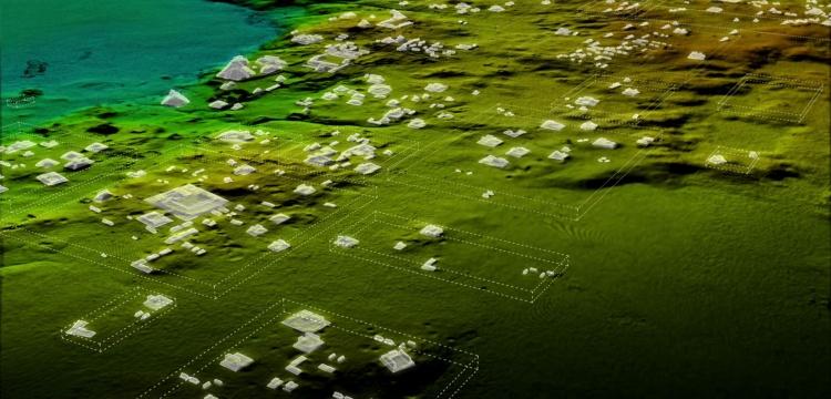 Guatemala'da Mayalara ait gizli şehir keşfedildi
