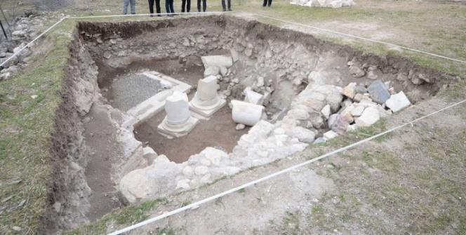 Karabükte En Eski Kiliselerinden biri bulundu
