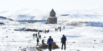 Doğu Ekspresi, Ani Harabeleri ziyaretçisini 3 kat artırdı