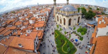 Konya ve çevresindeki Selçuklu ve Osmanlı eserleri restore ediliyor