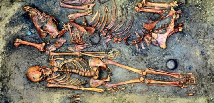Slovakya'da 8. yüzyıl Avar mezarları bulundu