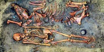 Slovakyada 8. yüzyıl Avar mezarları bulundu