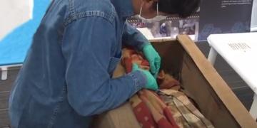 Peruda Çinli mumyaları bulundu