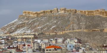 Bayburt Kalesi restorasyonla yeniden Çinimaçin Kalesi olacak