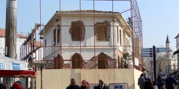 Eyüpsultan Hamamı ve Kaptan Paşa Camisi restore edilecek