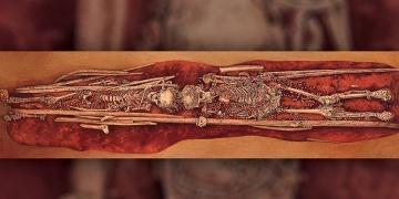 Sunghir Paleolitik mezarlığı şaşırtmayı sürdürüyor
