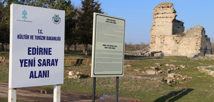 Saray-ı Cedide-i Amire kalıntıları korumaya alınacak
