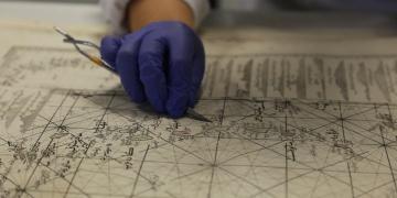 İslam dünyasının basılı ilk atlas kitabı restore ediliyor