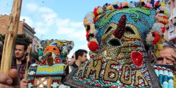 Traklardan yadigar Kukerlandia Festivali Edirnede kutlandı