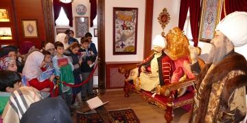 Trabzonun Osmanlı müzesinin ziyaretçisi arttı