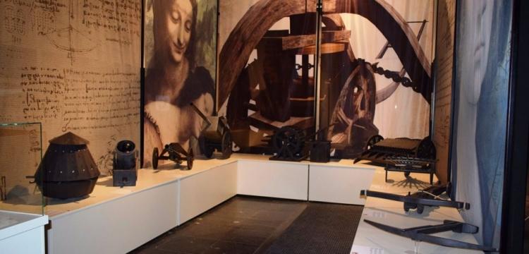Leonardo Da Vinci Expo: Dahi İstanbul'da sergisi sürüyor