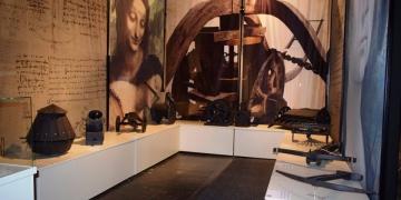 Leonardo Da Vinci Expo: Dahi İstanbulda sergisi sürüyor
