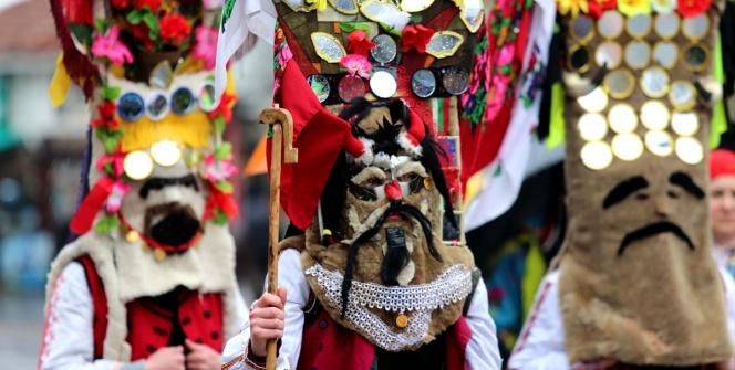 Antik Cağ Geleneği: Kukerlandia (Maske) Festivali