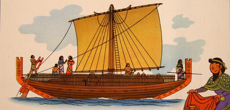Antik Dünyanın Tüccarları: Fenikeliler