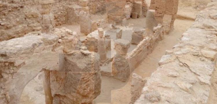 Tunus'un Tuzer eyaletinde Bizans kilisesi bulundu