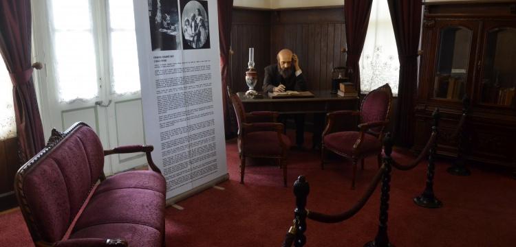 Osman Hamdi Bey'in hatırasını yaşatan müze