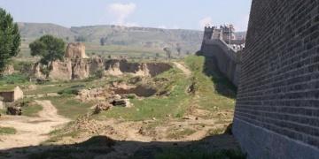 Çinde Hun izleri taşıyan 2 bin yıllık kalıntılar bulundu
