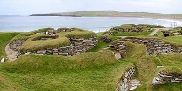 Bir Neolitik Dönem köyü: Skara Brae