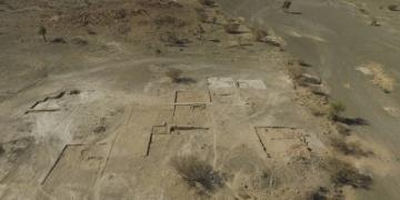 Ummanda Bronz Çağı kule kalıntıları keşfedildi