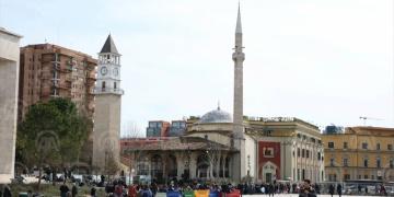 Arnavutluktaki Ethem Bey Camisi restore ediliyor