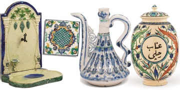 Sadberk Hanım, Osmanlı çini ve seramiklerini sergiliyor