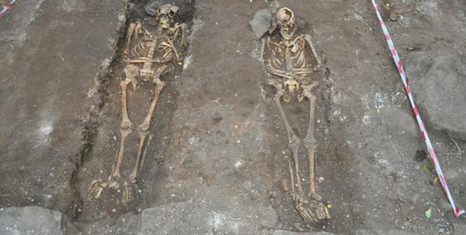 Giresun Adası arkeoloji kazıları