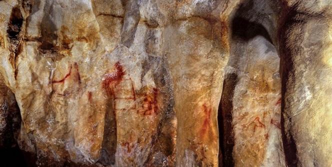 Bu resimleri Neandertaller mi yaptı?