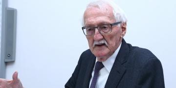 Arkeolog Prof. Dr. Harald Hauptmann vefat etti