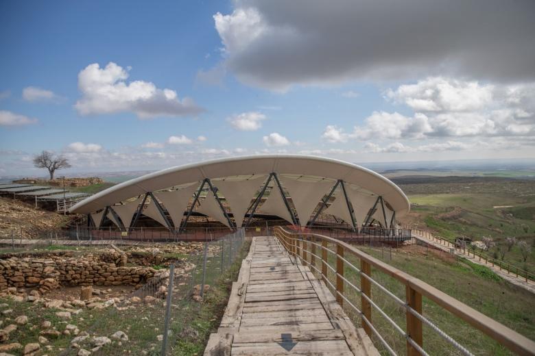 Göbeklitepe Arkeolojik Alanı (Şanlıurfa)