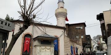 482 yıllık Kirazlı Mescidinin restorasyonu bitti