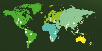 Dünyanın en meşhur ulusal parkları