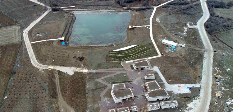 3 bin yıllık Hitit Barajı ziyaretçilere hazırlanıyor