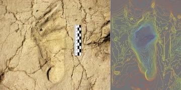700 bin yıllık çocuk izlerine göre ilginç arkeolojik çıkarımlar