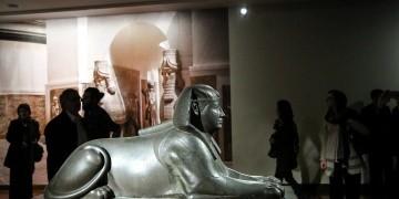 Louvre müzesi eserleri İrana taşındı!
