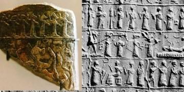 Mezopotamya hekimleri cin çıkartıyormuş