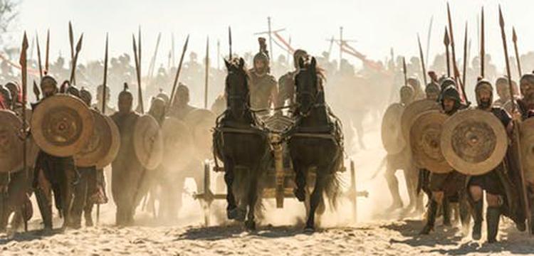 Troia, Bir Kentin Düşüşü dizisi BBC ve Netflix'te başlıyor