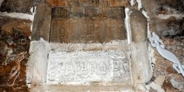 Sultan Alaaddin Keykubatın kayıp kitabesi bulundu
