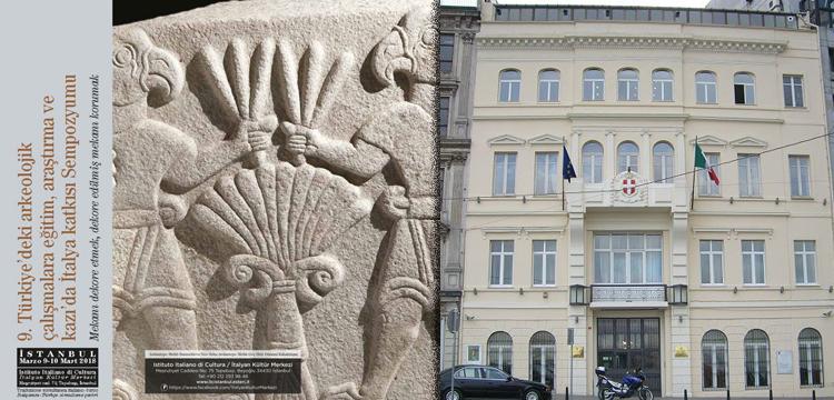 İtalyan Kültür Merkezi'nin geleneksel arkeoloji sempozyumu