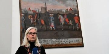 Avcı Mehmedin İsveçteki av tabloları
