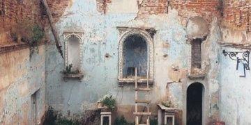 Sefaretler manastırı restorasyona hazırlanıyor