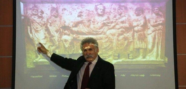 Fahri Işık: Hekatomnos Lahdi Arkeoloji alemini şaşırttı