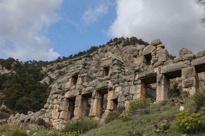 Arykanda Antik Kenti (Ary-ka-wanda)