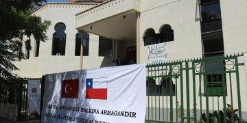 Şilideki As-Salam Camisi restore edildi