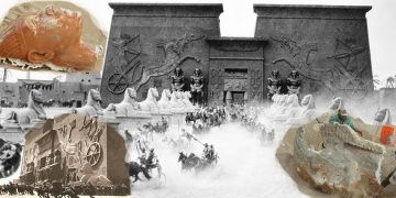 Sıra dışı arkeoloji kazısı: Kaliforniyadaki kayıp Mısır şehri